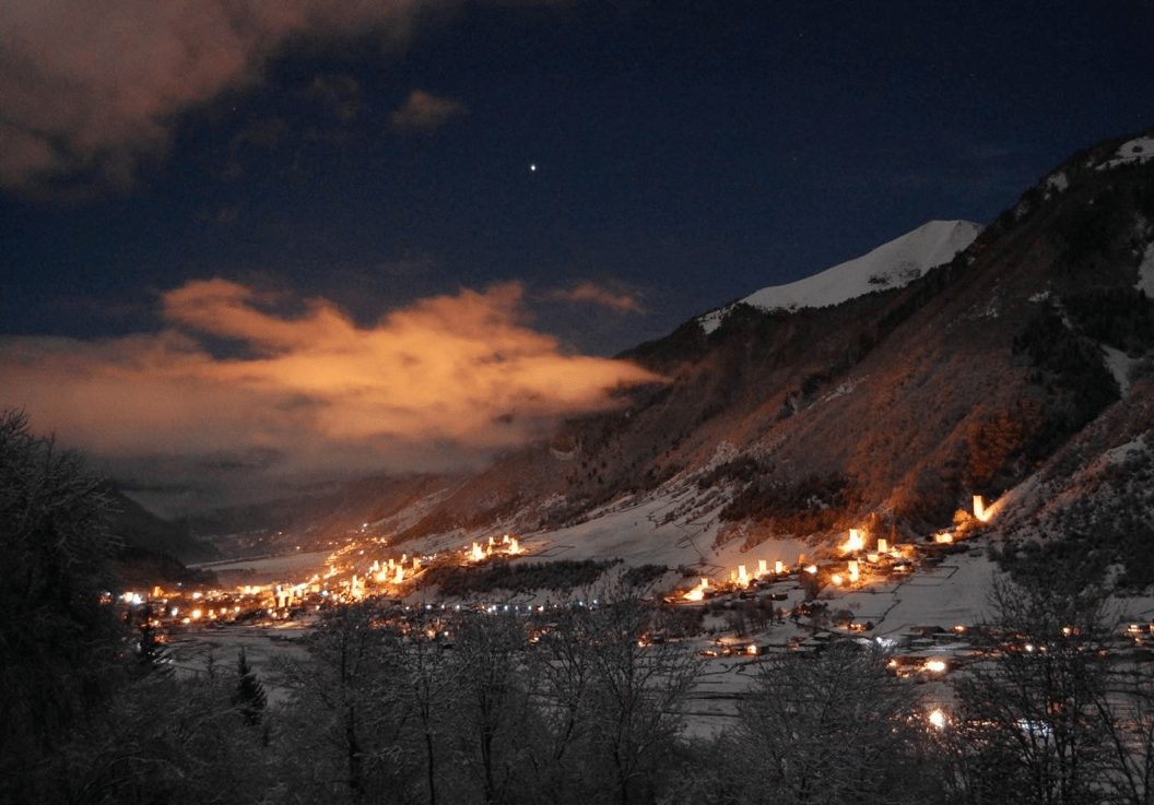 Winter Tours in Svaneti
