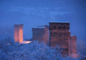 Winter tour in Svaneti