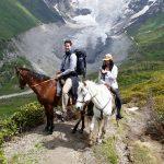 Horse tour Svaneti